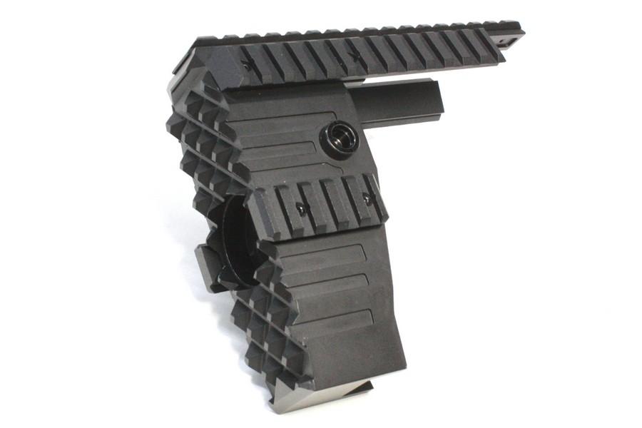 S&T P90TRタイプ用 Strike Head BK