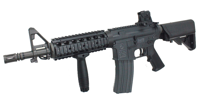 A&K STW M4 CQB-R フルメタル電動ガン