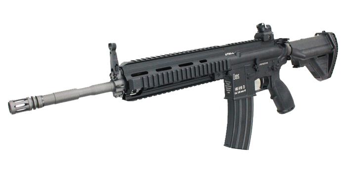 A&K STW HK416D フルメタル電動ガン