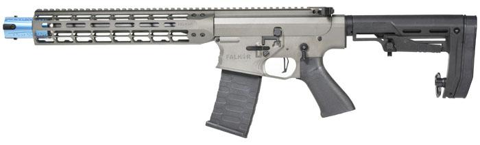 EMG Falkor AR-15 BLITZ SBR フルメタル電動ガン Grey