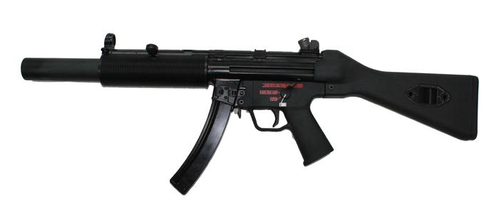 We-Tech MP5SD5 ガスブローバック