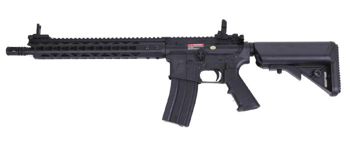 【春のガスガン放出祭 対象商品】S&T AR-15A4 Eaves KM 13
