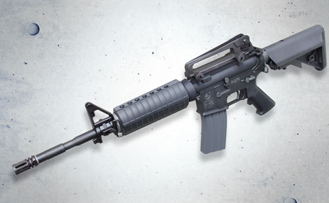 KSC M4A1 ガスブローバック S7 ver.2