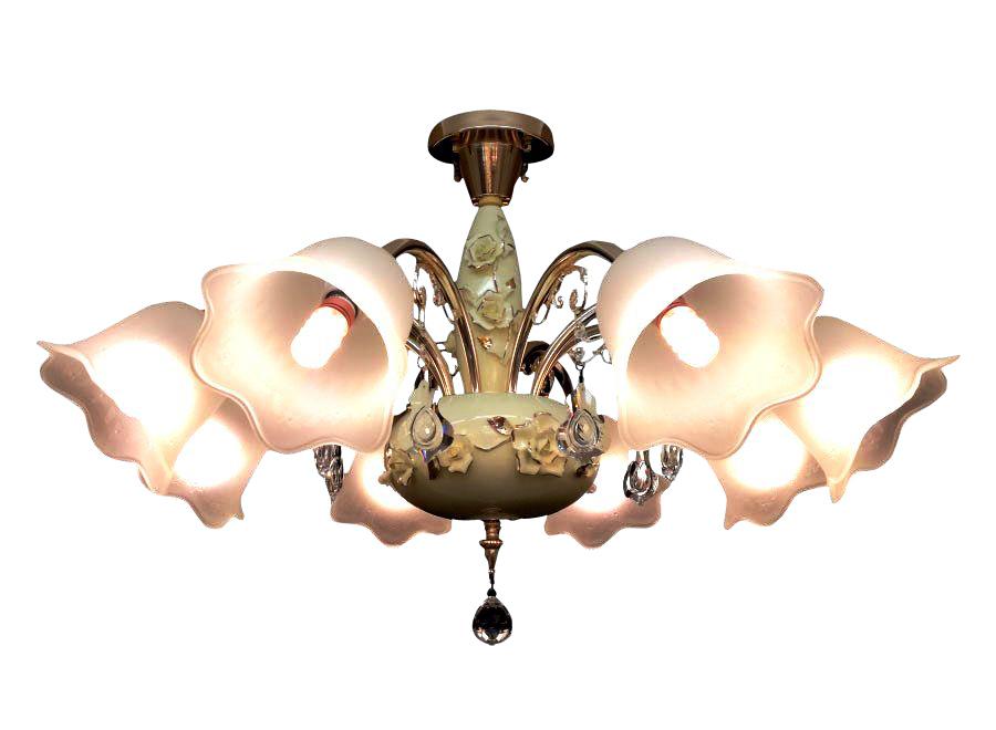 照明 照明器具 シャンデリア LED 送料無料 モダン シーリング おしゃれ シンプル リビングシャンデリア 照明 天井照明 LED インテリア ダイニング ライトおしゃれ 洋風シーリング シンプル アンティーク ペンダントライト大型 シャンデリア 8灯