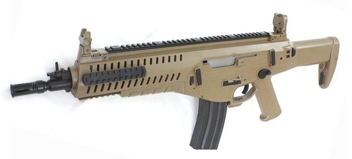 【本体セット】S&T Beretta ARX160 スポーツライン 電動ガン CB【スペシャル5点セット】