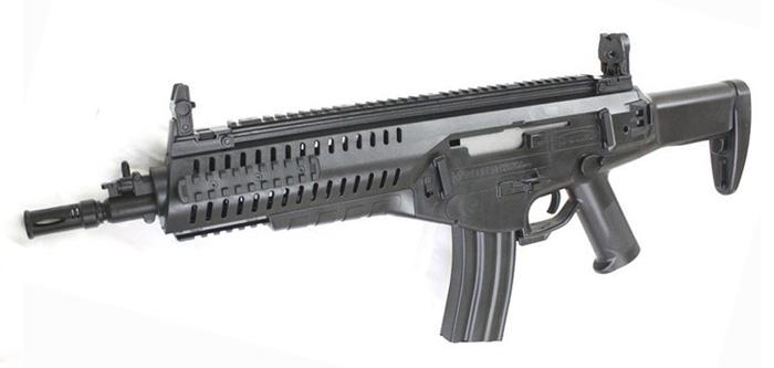 【本体セット】S&T Beretta ARX160 スポーツライン 電動ガン BK【スペシャル5点セット】
