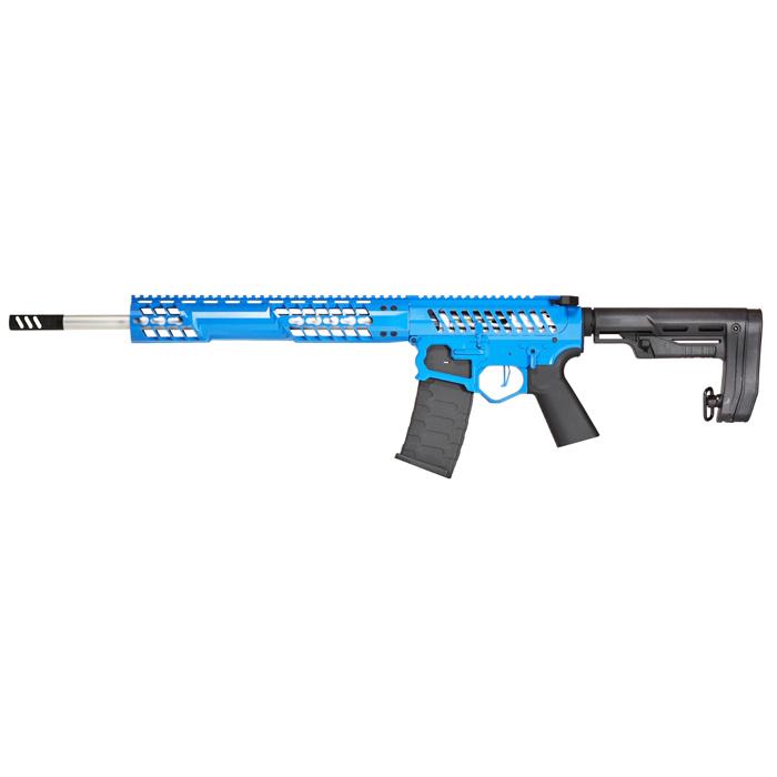 APS/EMG F1 FIREARMS BDR-15 3G RS-2 Blue フルメタル電動ガン