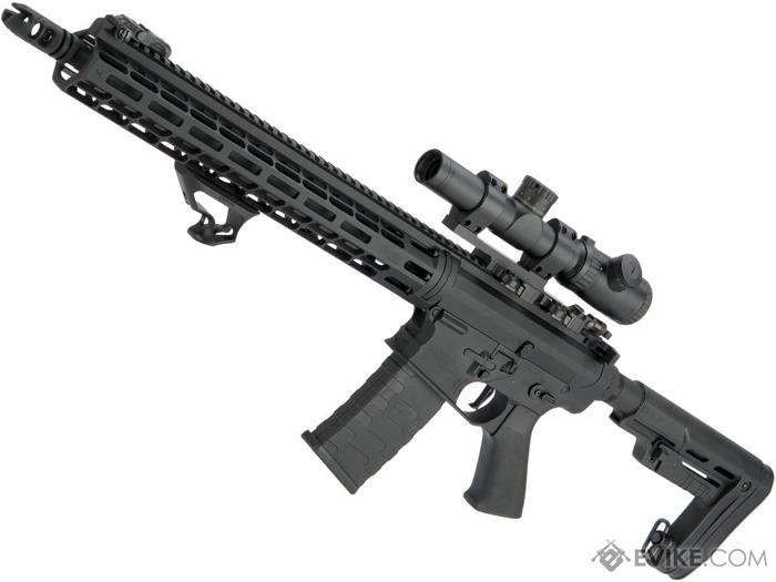 EMG Falkor AR-15 RECCE フルメタル電動ガン BK