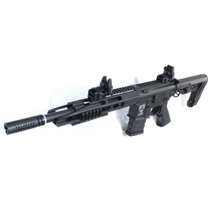 APS Guardian Tactical 111R2 フルメタル電動ガン BK