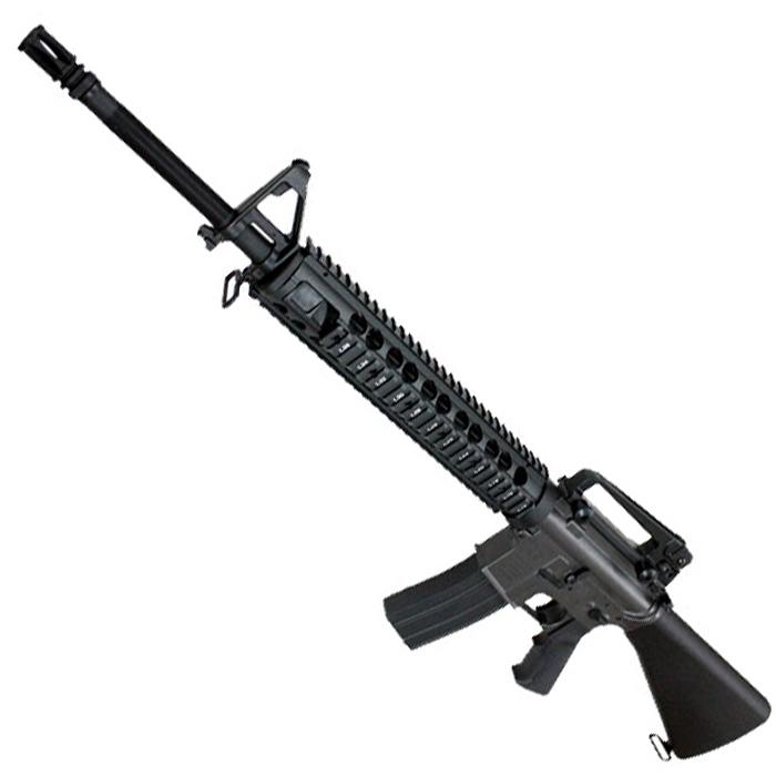 CM009A4BK M16A4 M5RAS フルメタル電動ガン BK【180日間安心保証つき】