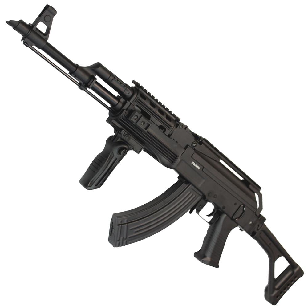 CM039U AK47 Tactical 電動ガン (Foldable stock)【180日間安心保証つき】