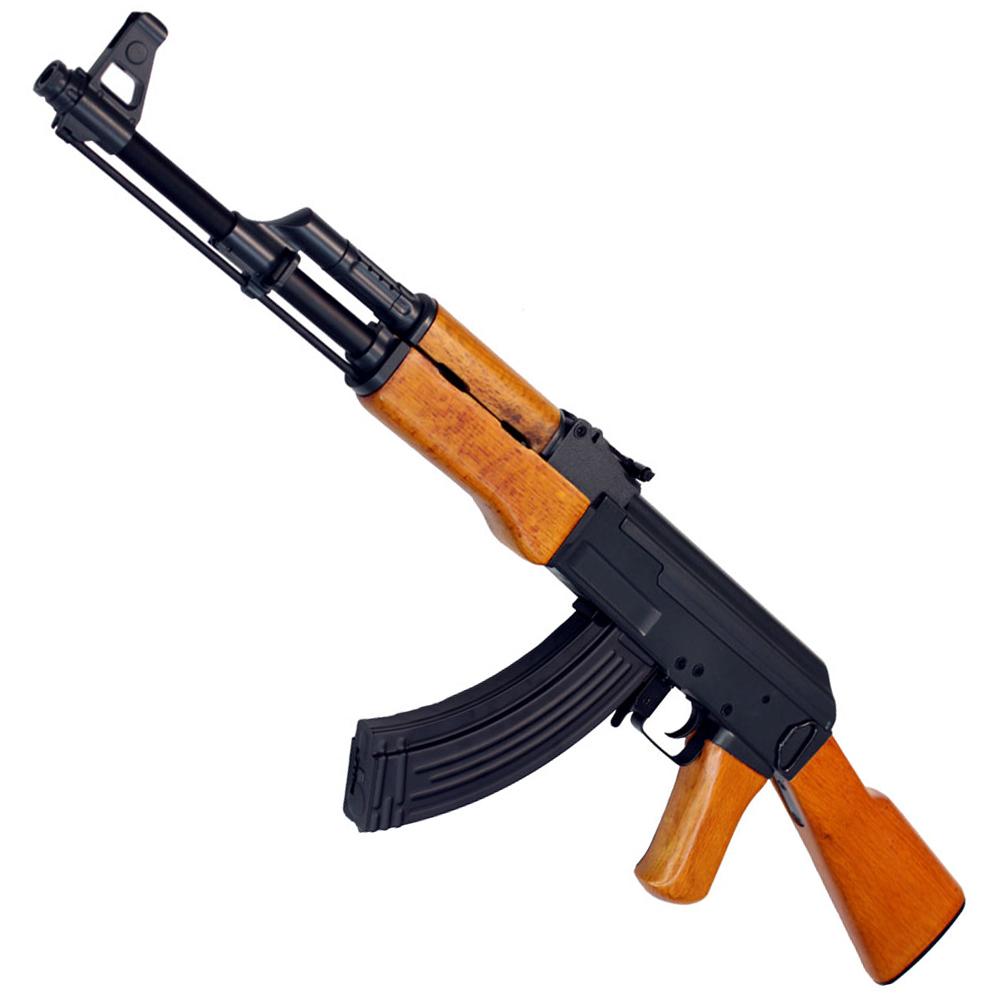 ≪5月7日再入荷商品≫CM042 AK-47 電動ガン(リアルウッドストックバージョン)【180日間安心保証つき AK-47】, 北海道お土産お取り寄せ 通販王国:d8a5cbd0 --- sunward.msk.ru
