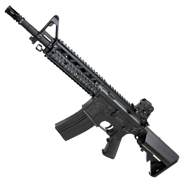 《4月8日再入荷商品》CM517BK M4 Slasher スポーツライン 電動ガン BK