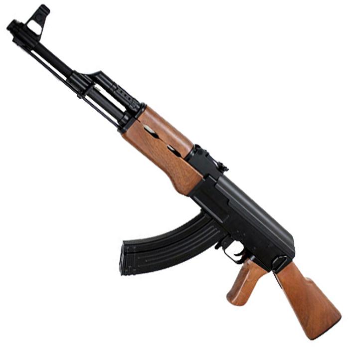 CM522 AK47 フェイクウッド スポーツライン電動ガン【180日間安心保証つき】