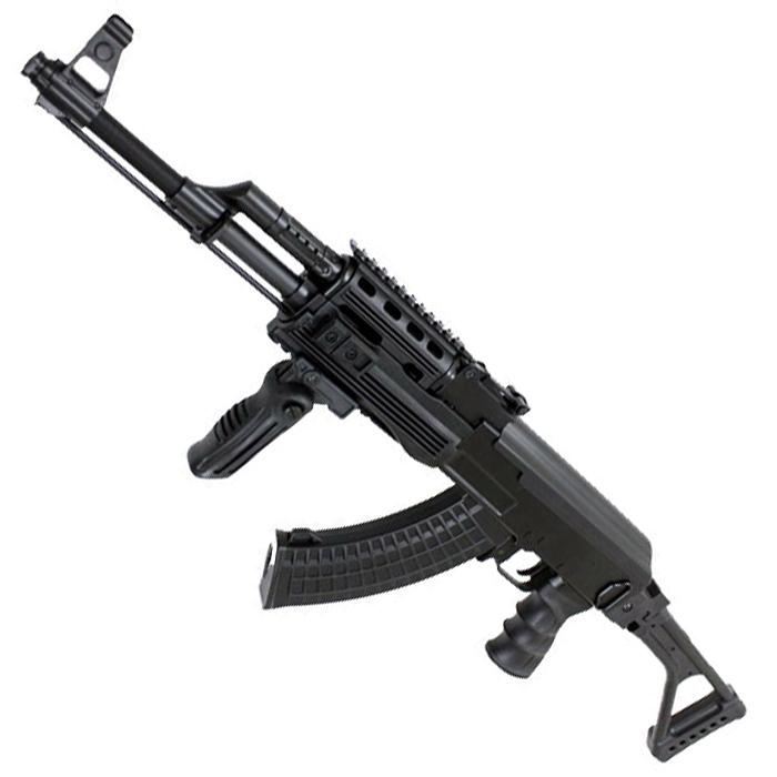《4月8日再入荷商品》CM522U AK47 タクティカル Fストック スポーツライン電動ガン【180日間安心保証つき】
