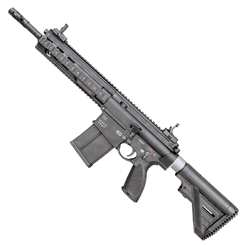 KSC HK417A2ガスブローバック