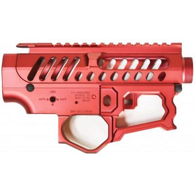 ≪3月4日新商品≫APS F1 BDR-15-3G レシーバー Red