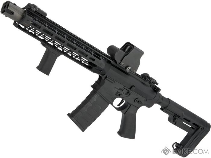 ※赤字覚悟特集!! EMG Falkor AR-15 BLITZ SBR フルメタル電動ガン BK