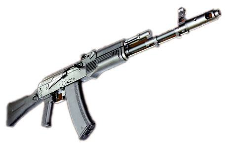 KSC AK74M S7 ガスブローバック