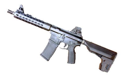 KSC M4 Mega MKM CQB ガスブローバック S7