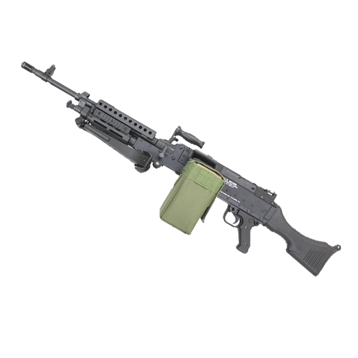 ≪5月15日再入荷商品≫S&T M240 MEDIUM MACHINE GUN 【180日間安心保証つき】