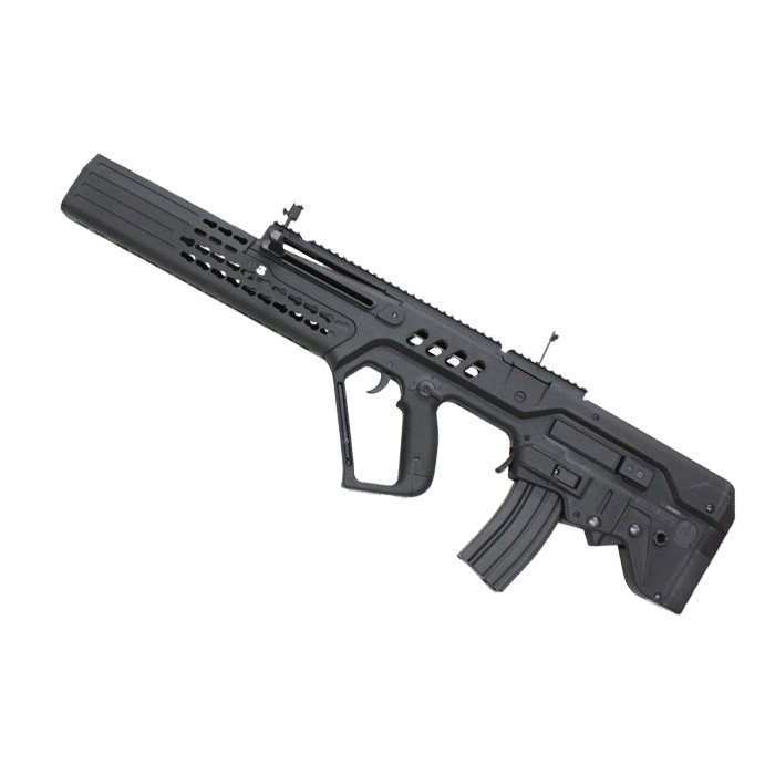 S&T TAVOR PRO Flat Top Suppressor BK