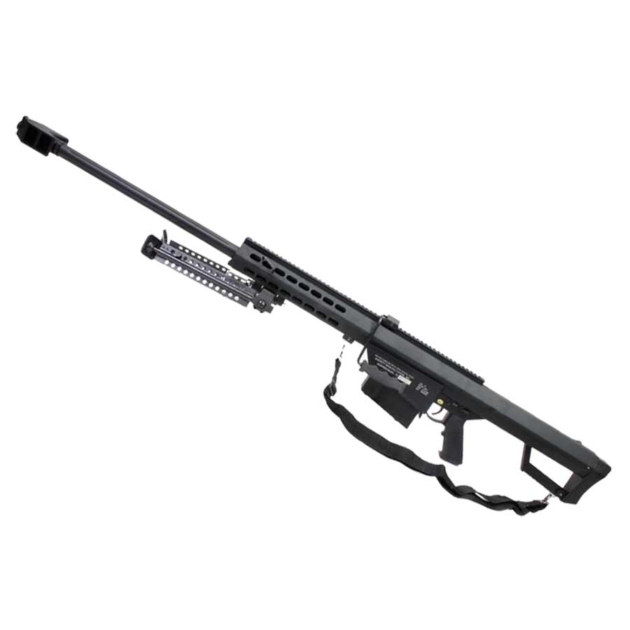 SNOW WOLF BARRET M82A1 QDバレル式 フルメタル エアーコッキング BK