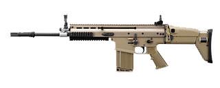 ☆今ならABS BB弾付き 次世代電動ガン 東京マルイ SCAR-H Mk17 Mod.0 FDE