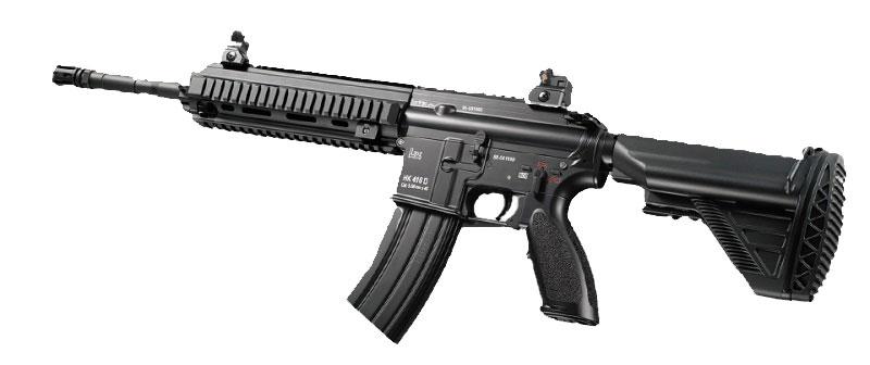 ☆今ならABS BB弾付き 次世代電動ガン 東京マルイ HK416D