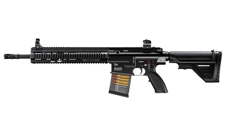 ☆今ならABS BB弾付き 電動ガン 東京マルイ 次世代 HK417 アーリーバリアント