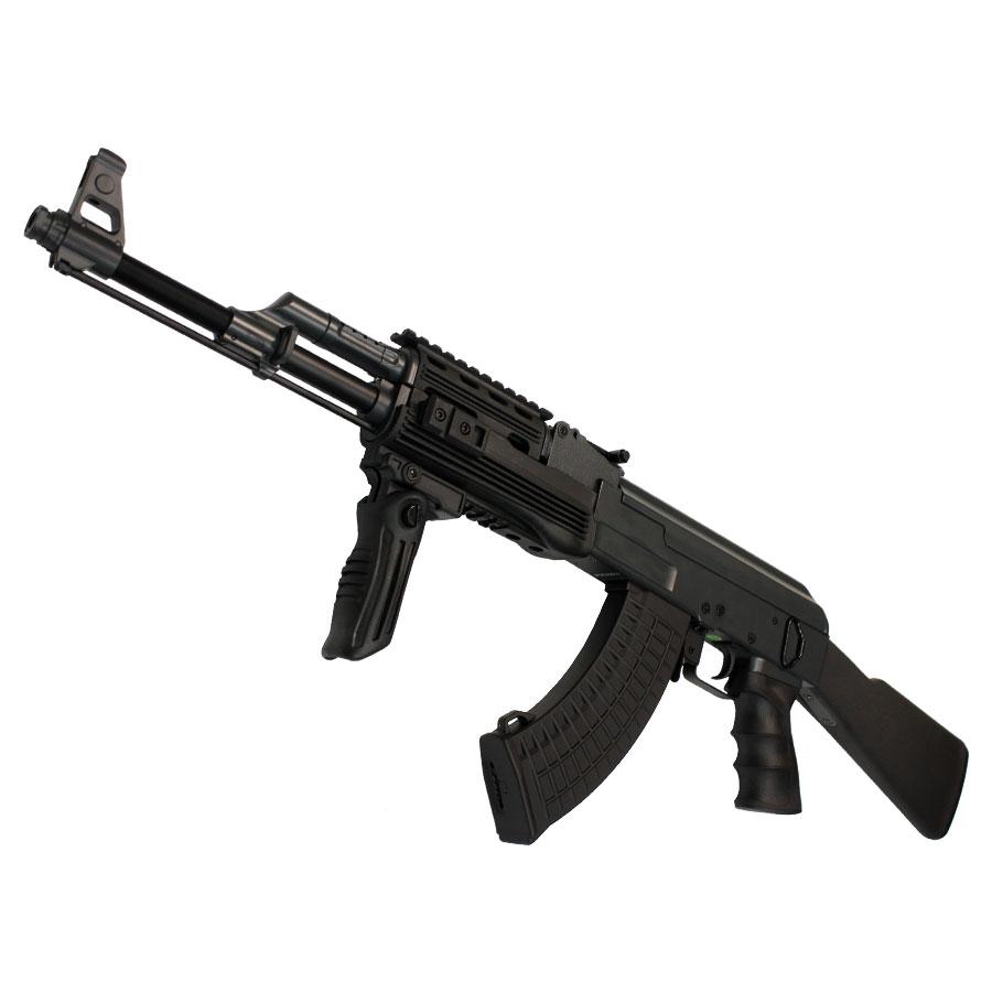 《4月25日追加商品》※赤字覚悟特集!!CM042A AK-47 RIS フルメタル電動ガン【180日間安心保証つき】