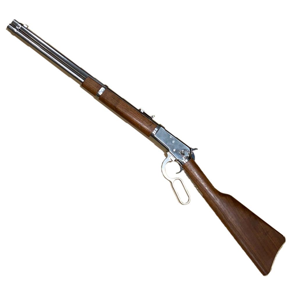 マルシン ウィンチェスターM1892 ガス/6mm/SV/ノーマルブラウン/ウォール
