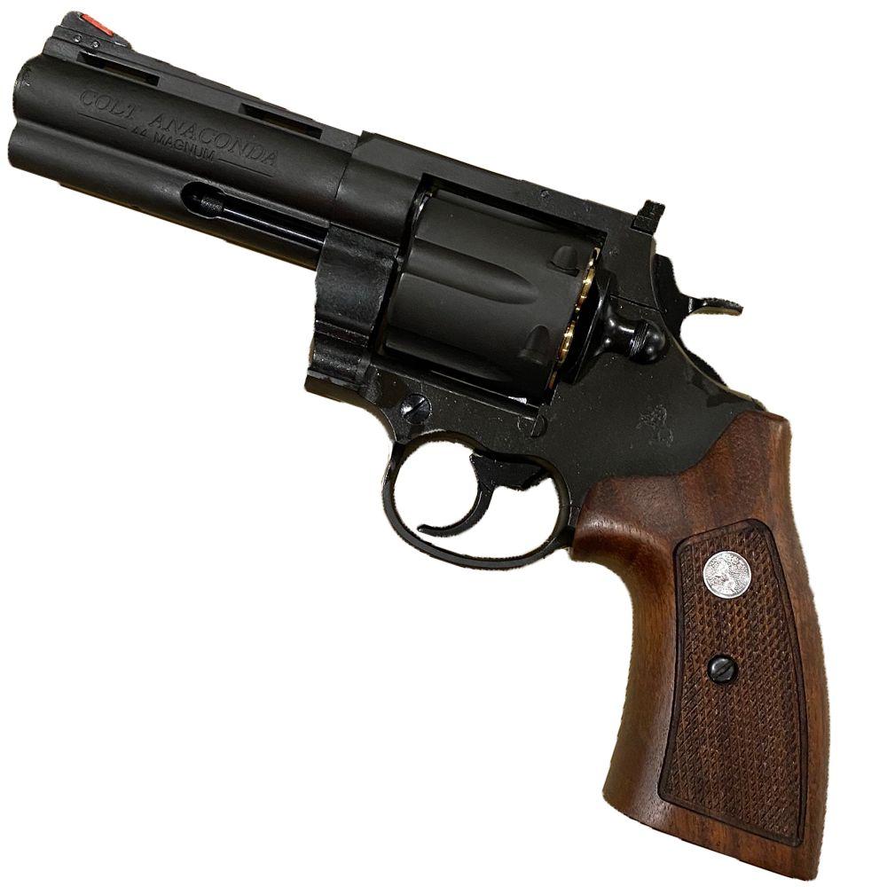 マルシン コルトアナコンダ6mm/4inch/ABS/木グリ/WDB