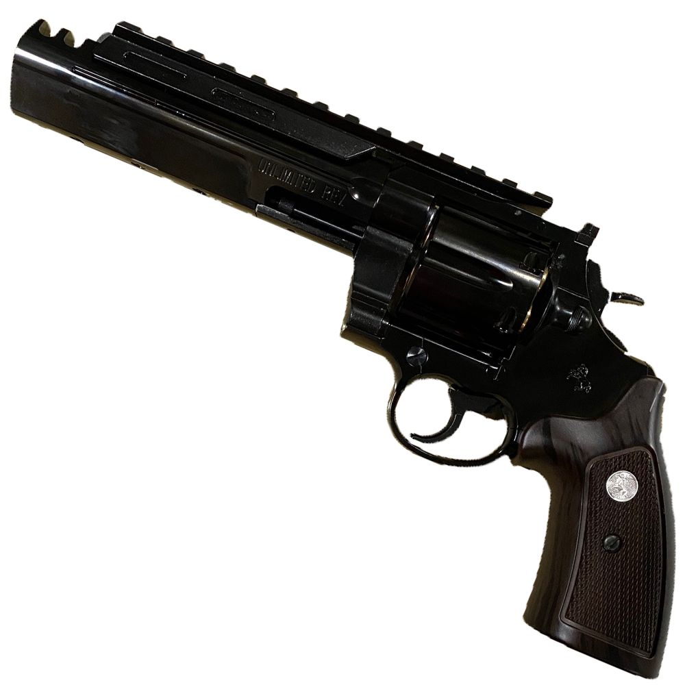 マルシン アンリミテッドリボルバー/6mm/X/ABS/MBK