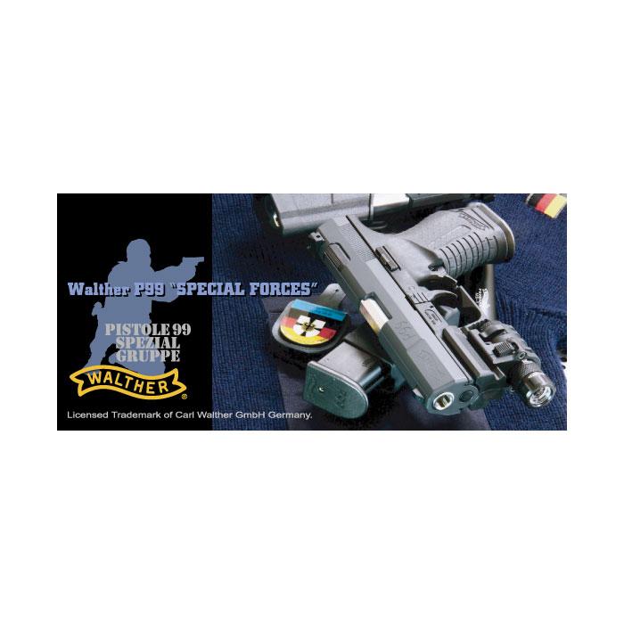 マルゼン ワルサーP99 固定スライド スペシャルフォース サイレンサーモデル