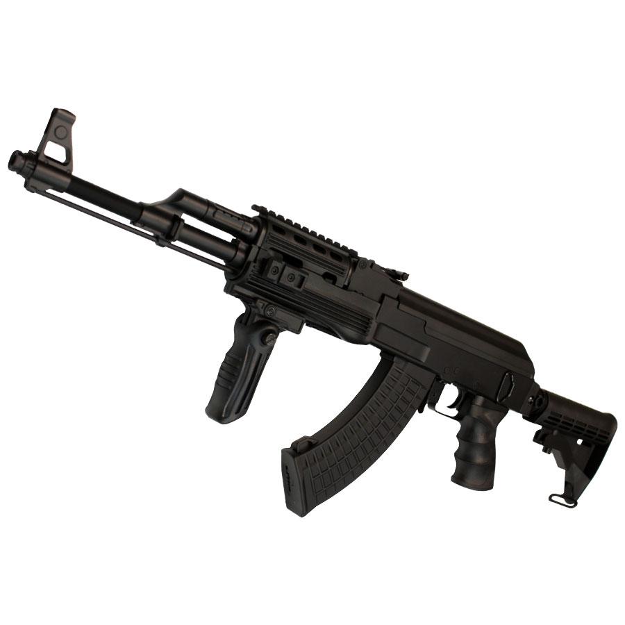 《4月8日再入荷商品》CM028C AK-47 タクティカル 電動ガン【180日間安心保証つき】