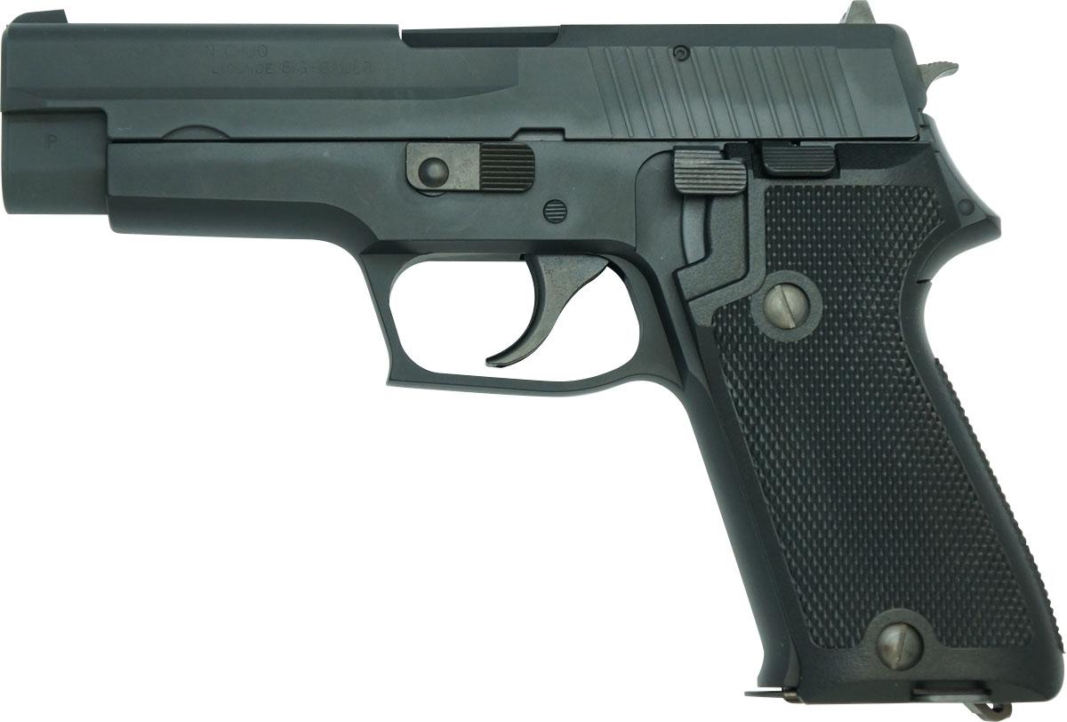 タナカ SIG P220 IC 陸上自衛隊 HW