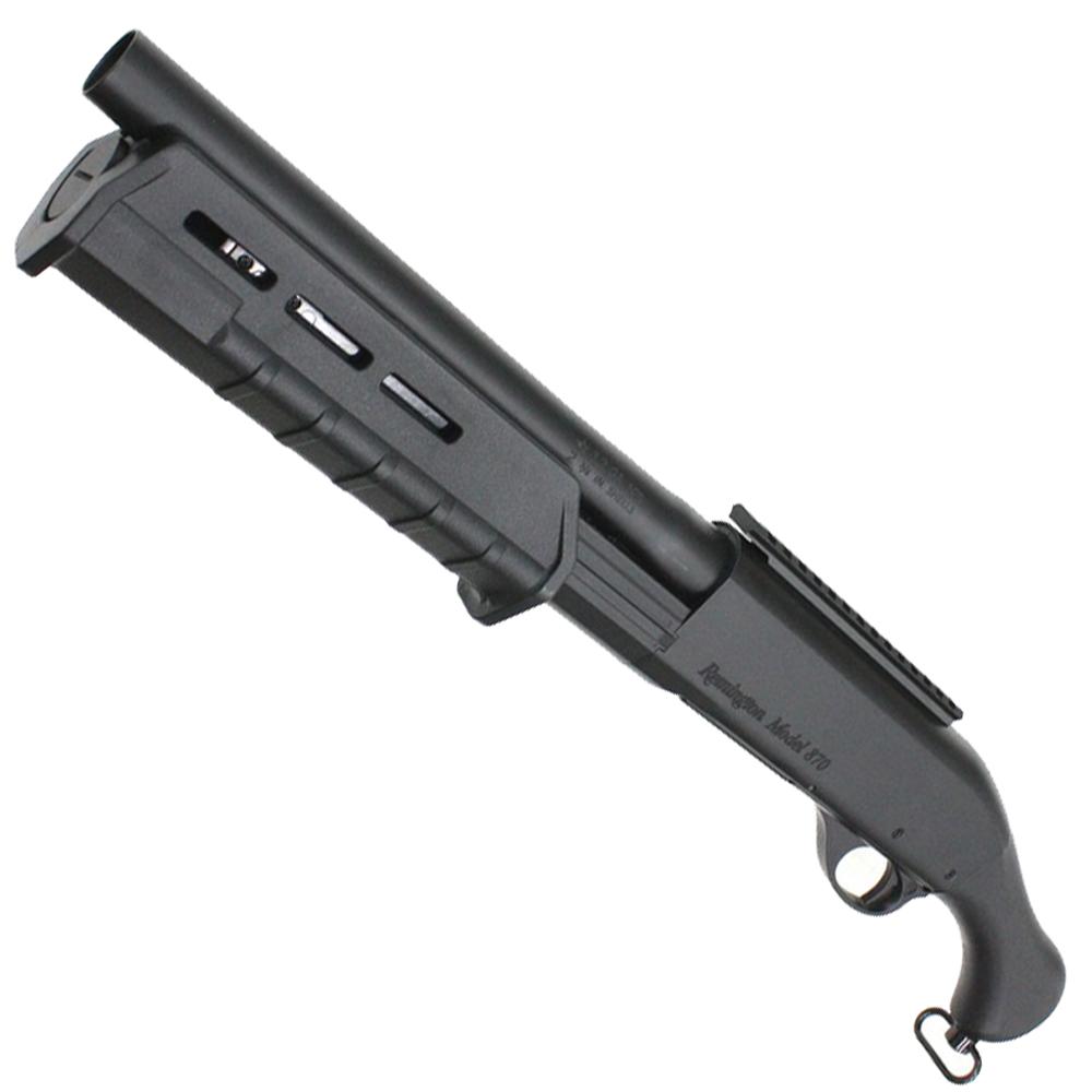 《5月1日再入荷商品》CM357MBK M870 TAC-14 Tac. フルメタル BK