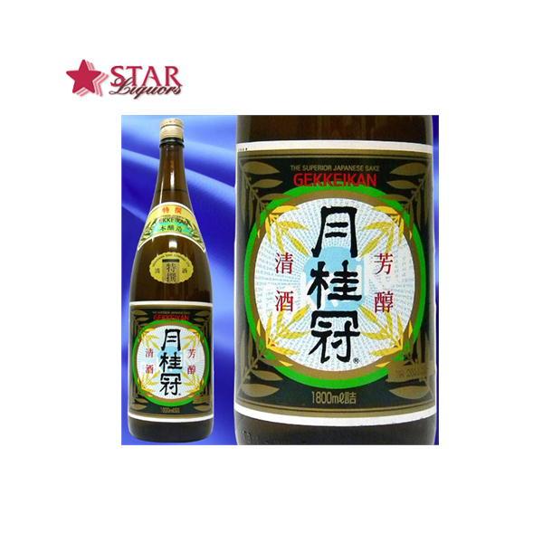 定番 買い取り ぬる燗または冷で冴える酒 月桂冠 上撰 1800ml奉納 御供 SAKE sake 店頭受取対応商品 祝敬老 敬老の日 日本酒ギフト