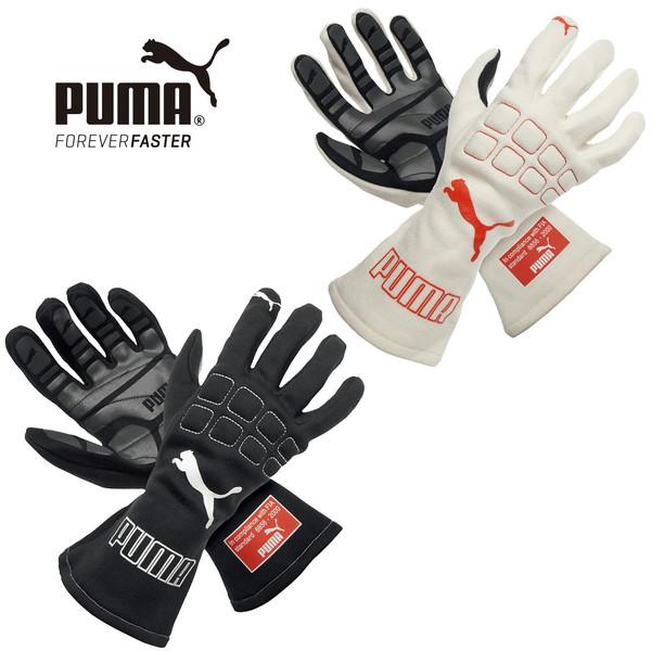PUMA/プーマ レーシンググローブ FURIO フーリオ FIA8856-2000公認(生産終了モデル)