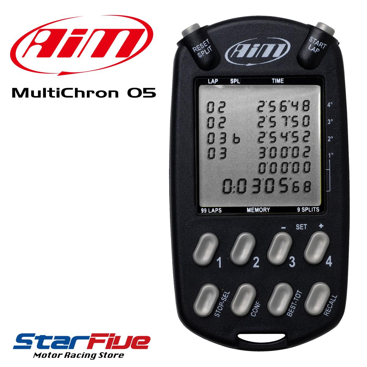 Aim/エーアイエム ストップウォッチ Multicron05(マルチクロン) 4台同時計測可能, サニープライズ:38775962 --- officewill.xsrv.jp