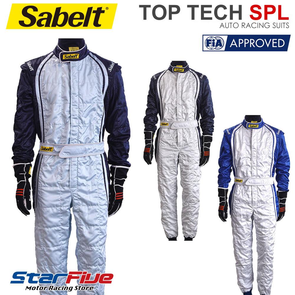 Sabelt/サベルト レーシングスーツ 4輪用 TOP TECH SPECIAL FIA2000公認
