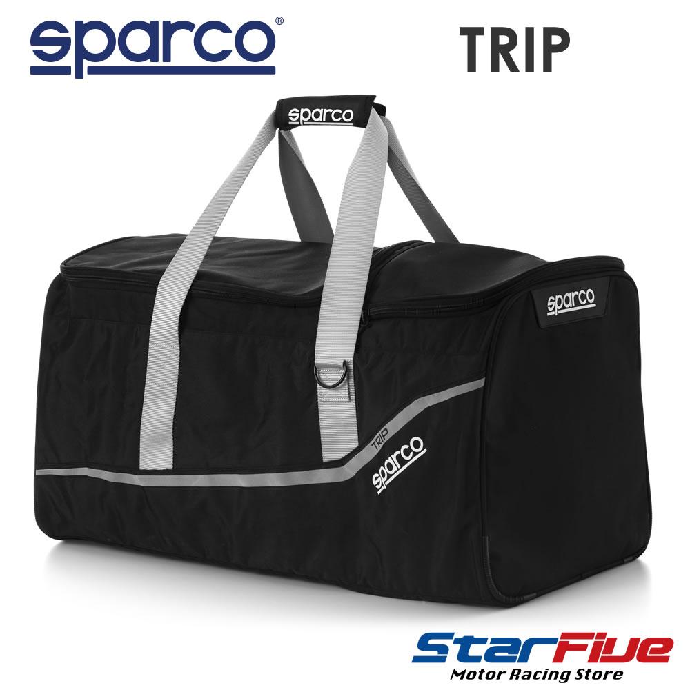 スパルコ ボストンバッグ TRIP(トリップ)Sparco 2020年モデル