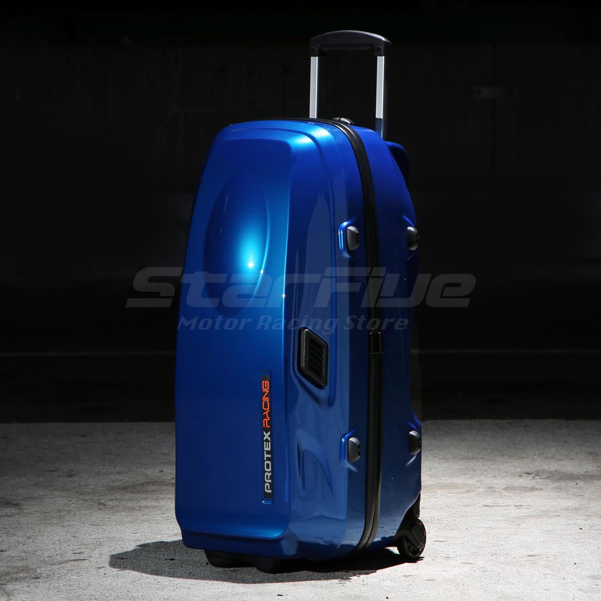 PROTEX RACING R2(プロテックスレーシング)キャリーケース マジェスティックブルー(限定カラー)