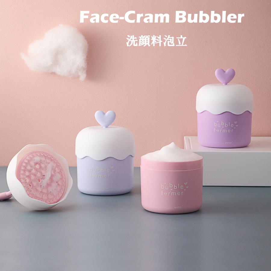 可愛いデザインに一目ぼれ 価格 大還元クーポン 配布中 泡立て 泡立て器 フェイスクレンジング スキンケア もこもこ 超特価 ふわふわ 洗顔料 洗顔 母の日 泡 プレゼント キレイ 可愛い 送料無料