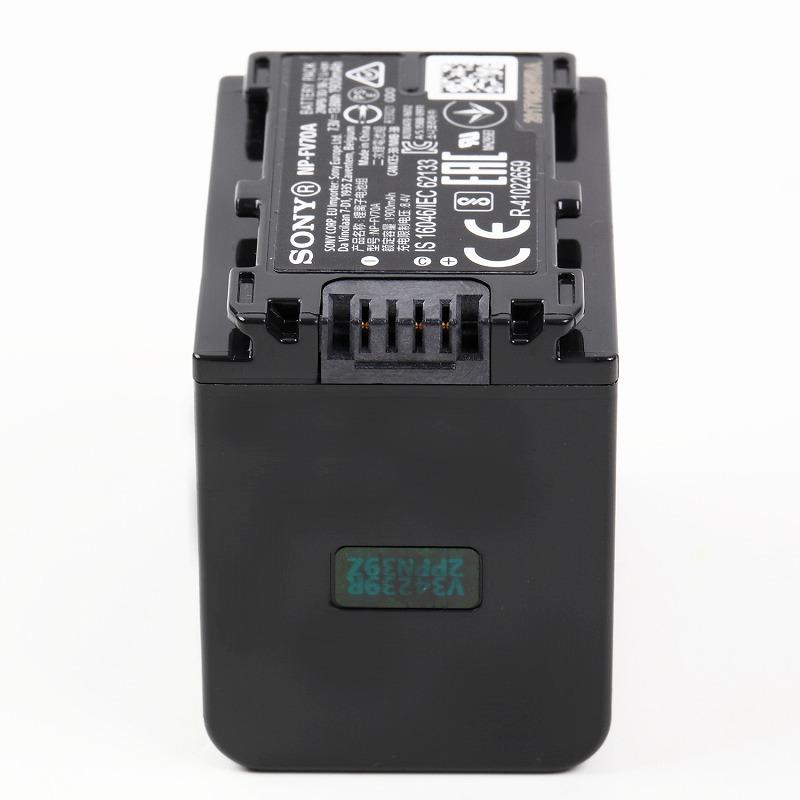 リチャージャブル バッテリー パック