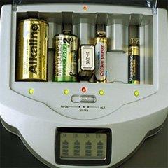 電池 充電器 【AZREX マルチ·チャージャー】【オリジナルおまけ付き】【SN】