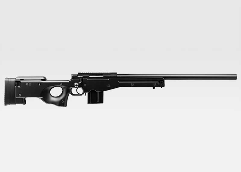 東京マルイ ボルトアクションエアーライフル L96 AWS ブラックストック 18才以上用