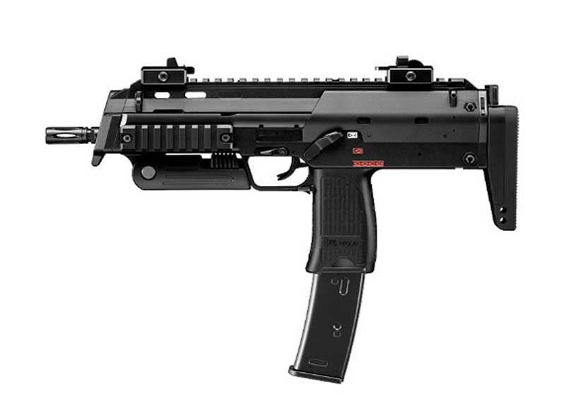 東京マルイ ガスブローバックマシンガン MP7A1 ブラック 18才以上用