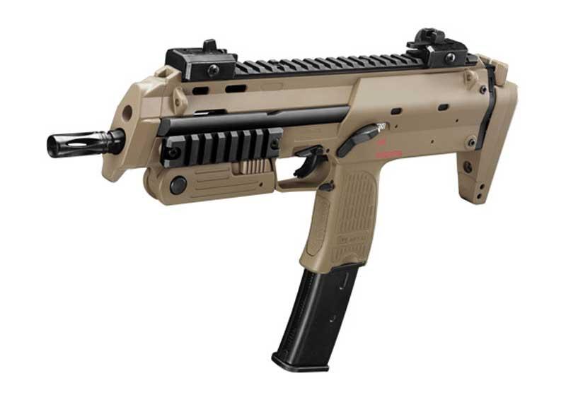 東京マルイ ガスブローバックマシンガン MP7A1 タンカラーモデル 18才以上用
